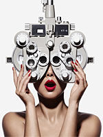 Eye exam equipment maple grove eye doctors at pearle vision