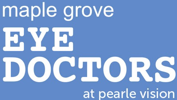 Maple Grove Eye Doctors at Pearle Vision logo
