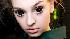 halloween contact lenses Maple Grove Eye doctors at Pearle Vision