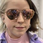 Mirrored Rose Gold Sunglasses Maple Grove Eye Doctors at Pearle Vision