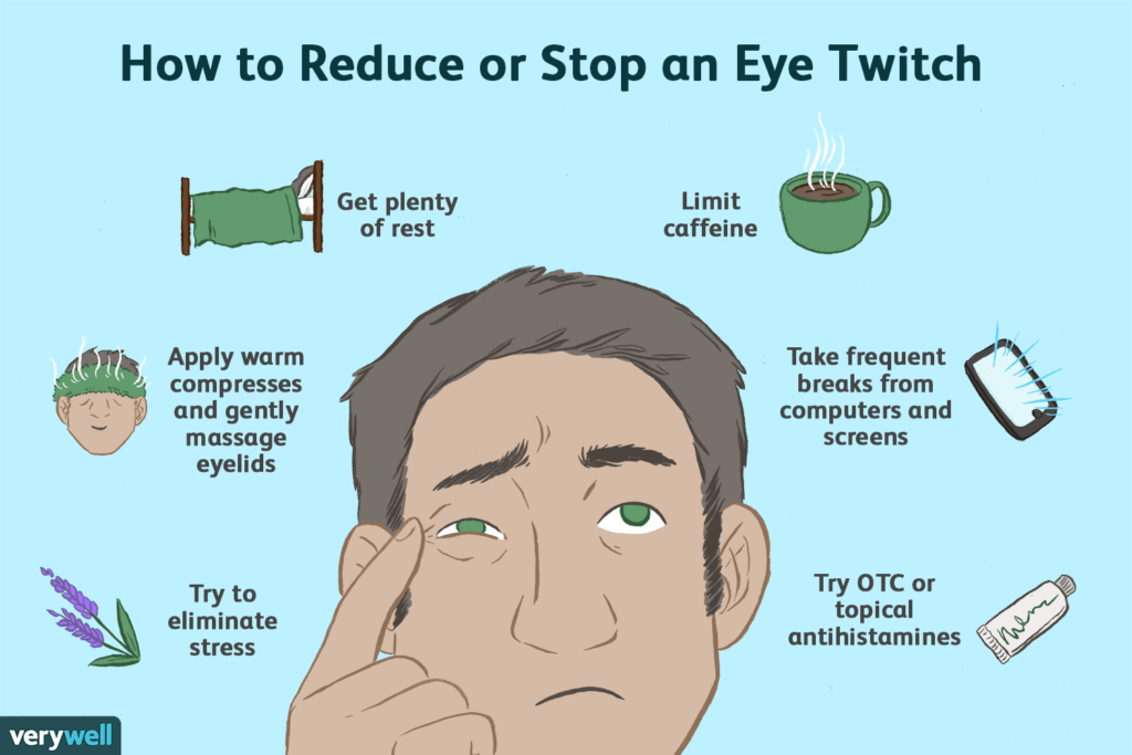 how to stop an eye twitching Maple Grove Eye Doctors at pearle vision