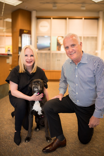 Owners Maple Grove Eye Doctors at Pearle Vision